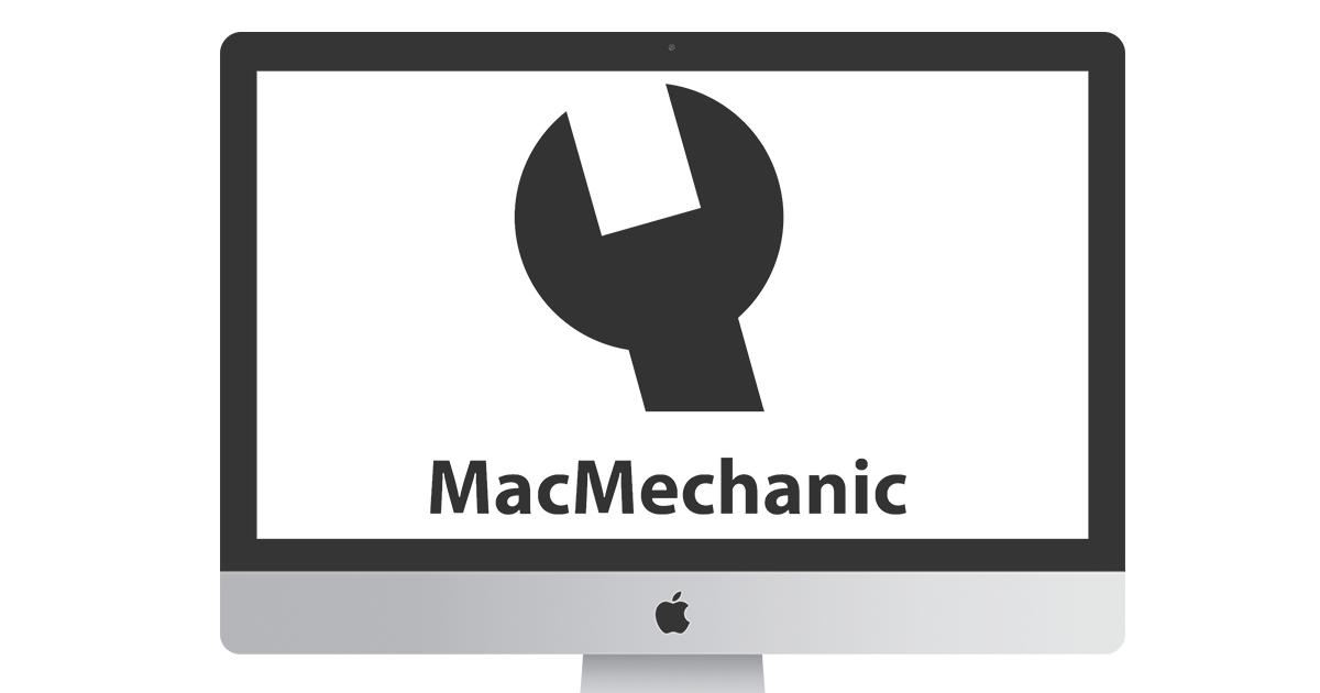 Mac Repair Calgary & Support | MacMechanic 403-455-4549